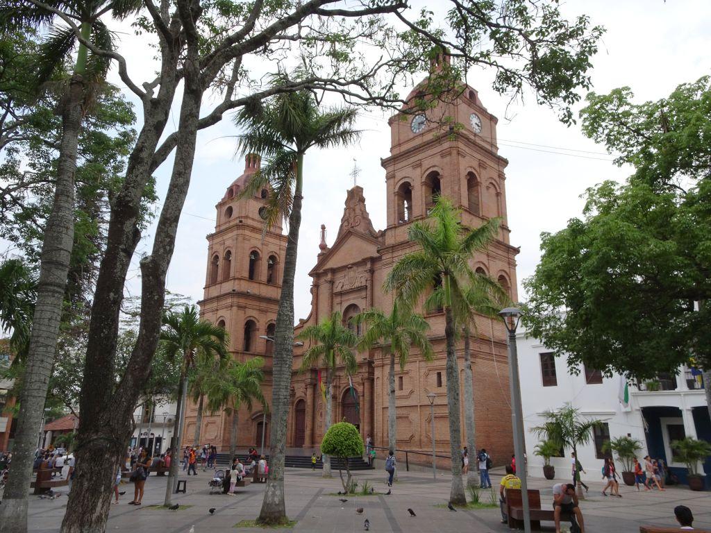 Santa Cruz de la Sierra. Neuehrwürdige Kathedrale von 1906