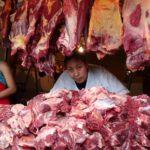 Fleischereifachgeschäft