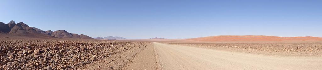 Namibia. Zwischen Sand und Bergen
