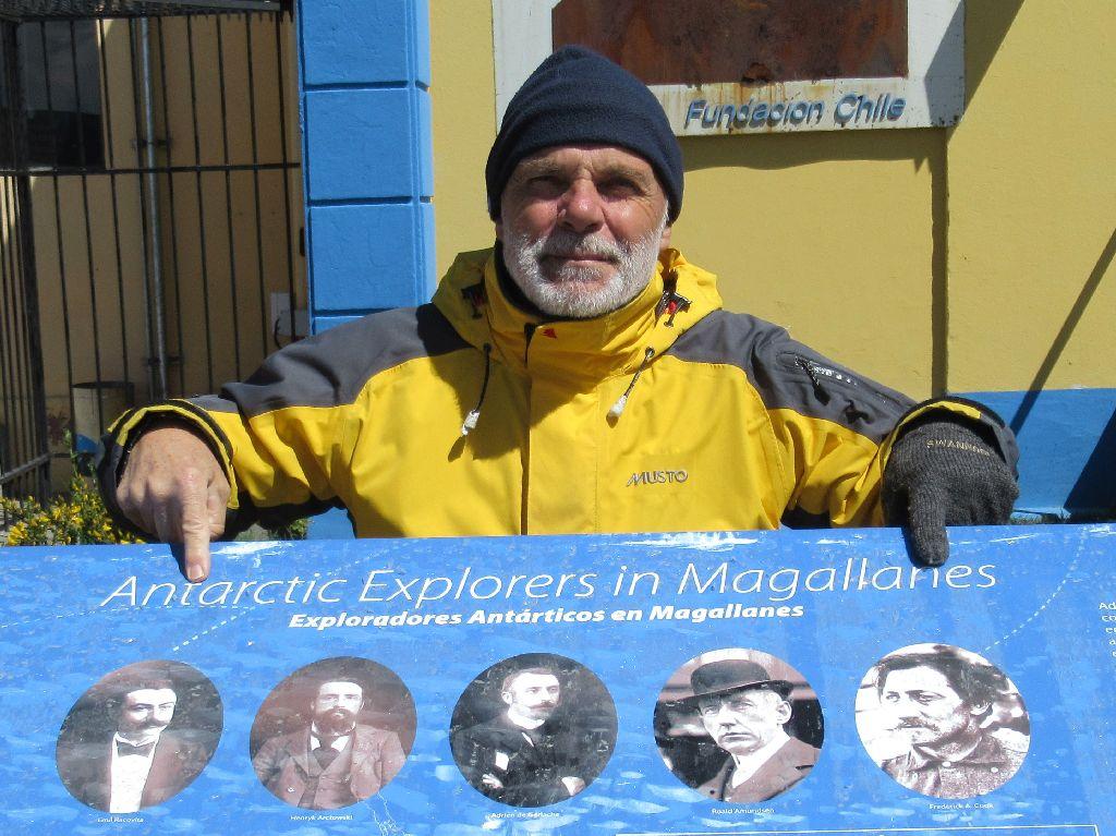 Der Forscher. AKKAnaut in der Magellanstraße