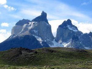 Los Cuernos del Paine - Dreischichtkuchen