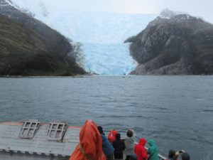 Gletscher- Besuchen wir ihn oder er uns?