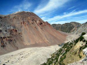Vulkankegel Chaitén